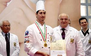 Chef Fabio Mancuso Crispi 19